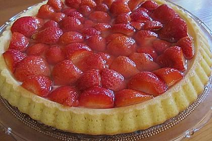 Schneller Biskuit für Obstkuchen 31
