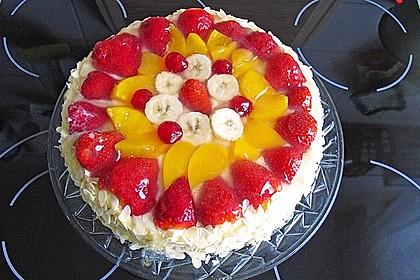 Schneller Biskuit für Obstkuchen 68