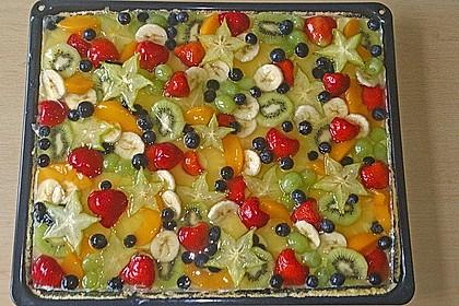 Schneller Biskuit für Obstkuchen 3