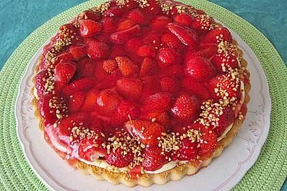 Schneller Biskuit für Obstkuchen 55