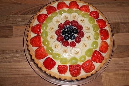 Schneller Biskuit für Obstkuchen 5