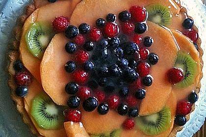 Schneller Biskuit für Obstkuchen 64