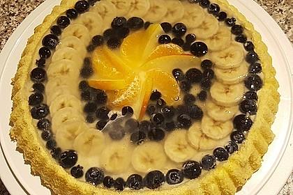 Schneller Biskuit für Obstkuchen 27