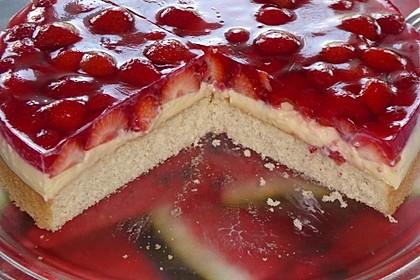 Schneller Biskuit für Obstkuchen 26