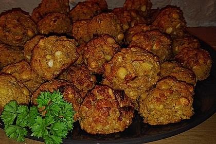 Falafel aus rohen Kichererbsen 1