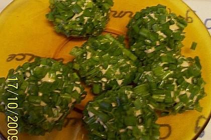 Frischkäse - Bällchen 1