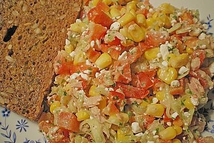 Hüttenkäse - Salat 34