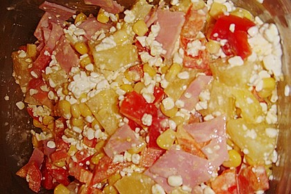 Hüttenkäse - Salat 61
