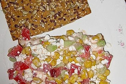Hüttenkäse - Salat 36