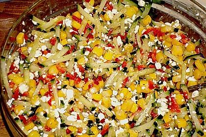 Hüttenkäse - Salat 29