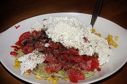 Hüttenkäse - Salat 49