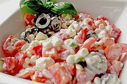 Hüttenkäse - Salat 27