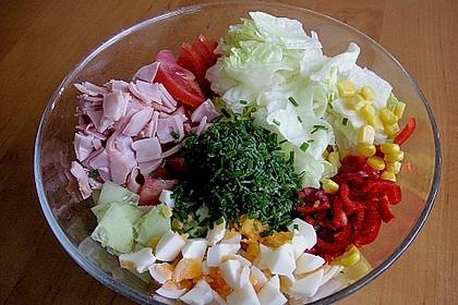 Hüttenkäse - Salat 31