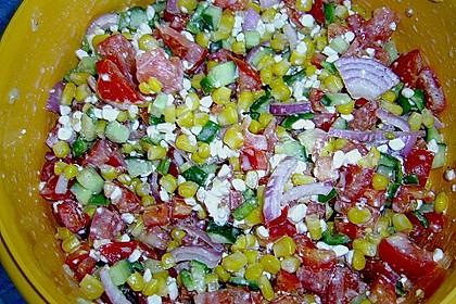 Hüttenkäse - Salat 44