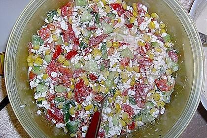 Hüttenkäse - Salat 41