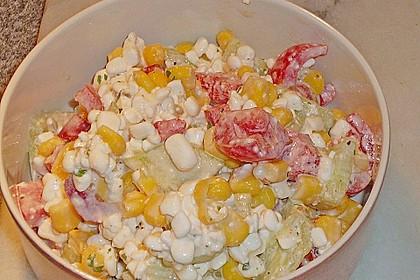 Hüttenkäse - Salat 37