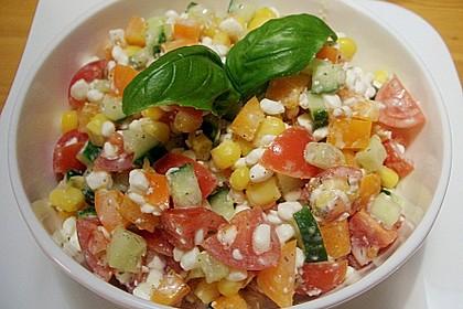 Hüttenkäse - Salat 25