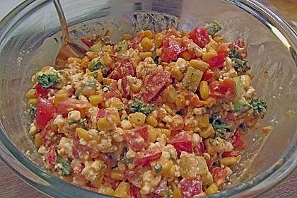 Hüttenkäse - Salat 65