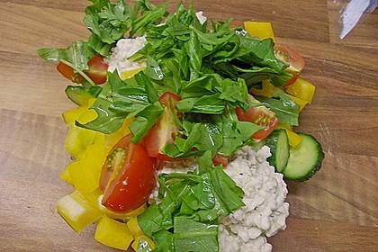 Hüttenkäse - Salat 63