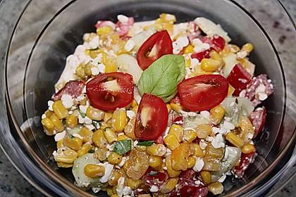 Hüttenkäse - Salat 14