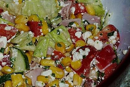 Hüttenkäse - Salat 22