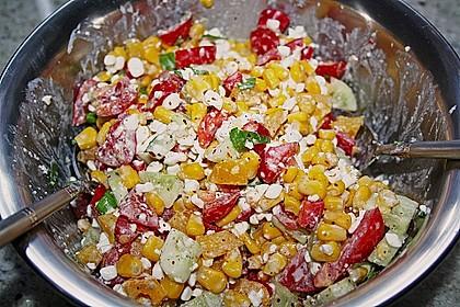 Hüttenkäse - Salat 30