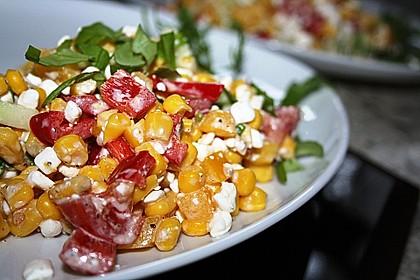 Hüttenkäse - Salat 18
