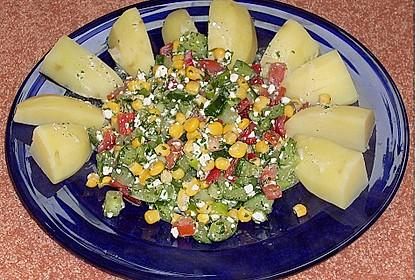 Hüttenkäse - Salat 19