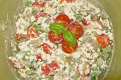 Hüttenkäse - Salat 59
