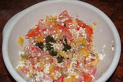 Hüttenkäse - Salat 56