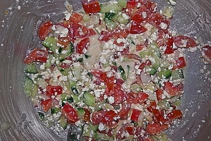 Hüttenkäse - Salat 45