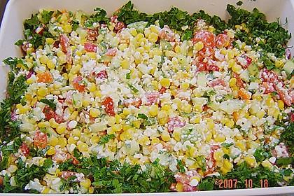 Hüttenkäse - Salat 39
