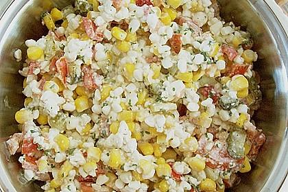 Hüttenkäse - Salat 42