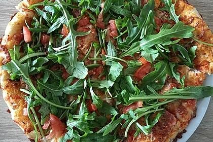 Pizzateig Grundrezept 1
