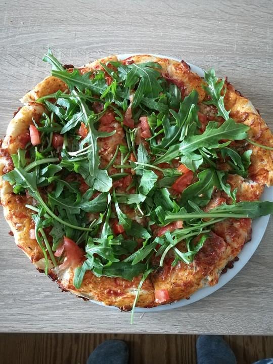 pizzateig grundrezept rezept mit bild von copo chefkoch de