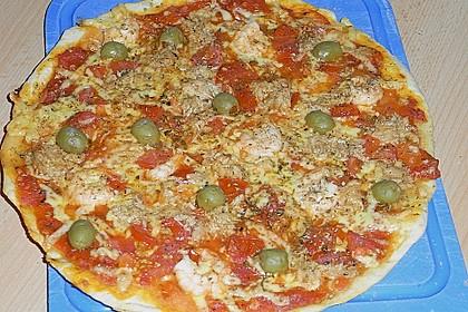 Pizzateig Grundrezept