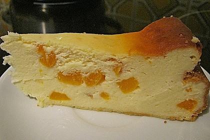 Schnell-Käsekuchen ohne Boden 22