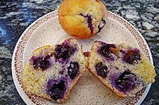 Heidelbeer Joghurt Muffins