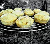Muffins mit Speck - Zwiebeln (Bild)