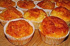 Muffins mit Speck - Zwiebeln