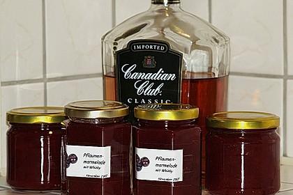 Pflaumen - Whisky - Marmelade