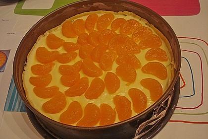 Mandarinen - Schmand - Kuchen 14