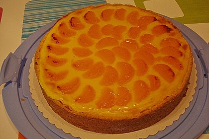 Mandarinen - Schmand - Kuchen 13