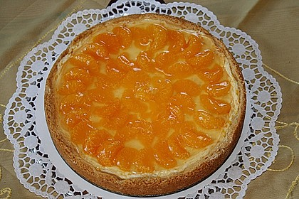 Mandarinen - Schmand - Kuchen 1