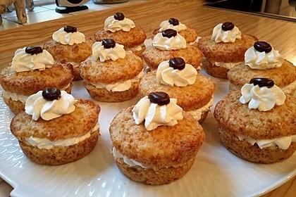 Tiramisu - Muffins 26