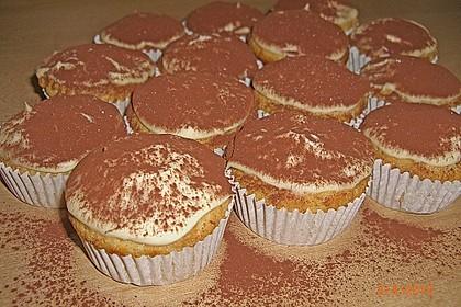 Tiramisu - Muffins 12