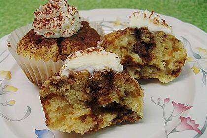 Tiramisu - Muffins 21