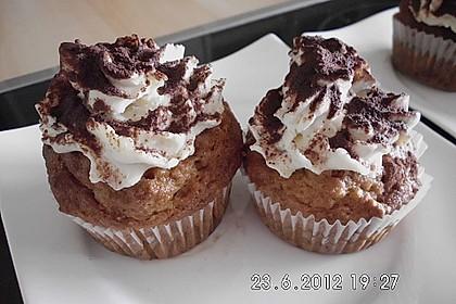 Tiramisu - Muffins 6