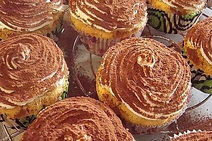 Tiramisu - Muffins 18