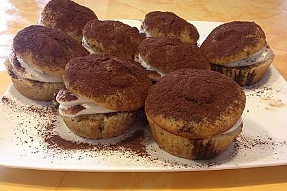 Tiramisu - Muffins 25